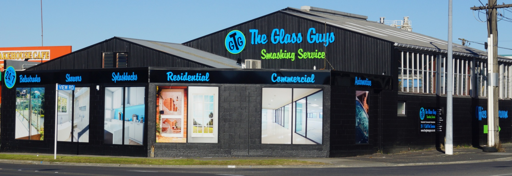 The Glass GuysEdited Building 1